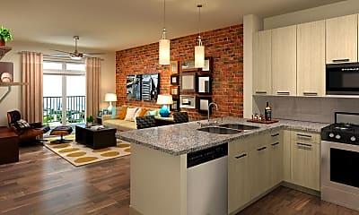 Kitchen, 655 E 20Th, 1