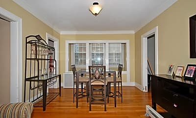 Dining Room, The Moreland, 2