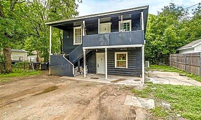 Building, 821 Bond St B, 1