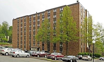 Building, Douglas Plaza Apartments, 0