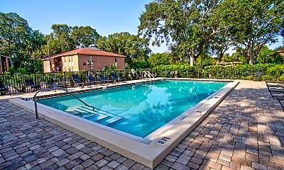 Pool, Coachman Club, 1