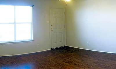 Living Room, 411 E Central Texas Expy Apt 7, 1