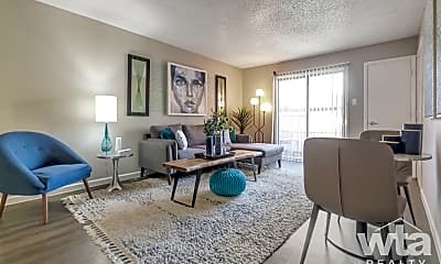 Living Room, 8800 N Ih 35, 2