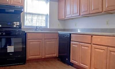 Kitchen, Moravia Park Apartments, 0