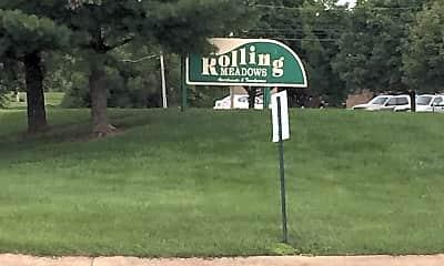 Rolling Meadows & Meadow Brook, 1