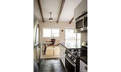 Kitchen, Woodlark, 1