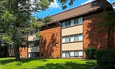 Building, Maple Park Apartments, 0