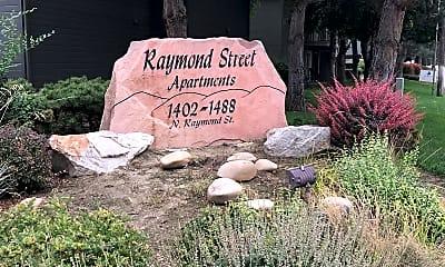 Raymond Street Apartments, 1