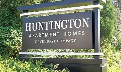 Community Signage, Huntington, 1