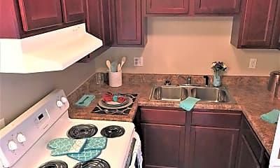 Kitchen, Stonebrook of West College Corner, 0