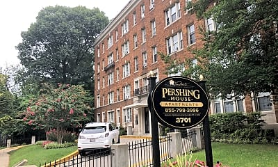 Pershing House, 1