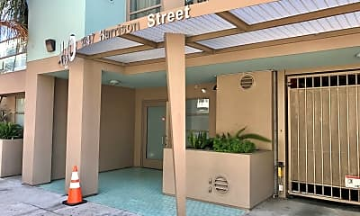 Building, 1247 Harrison St, 1