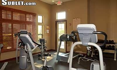 Fitness Weight Room, 3257 W Bert Kouns Industrial Loop, 1
