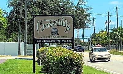 Crosswinds County Line, 1