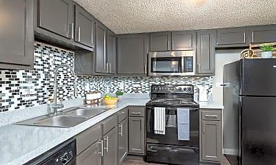 Kitchen, Tree House, 0