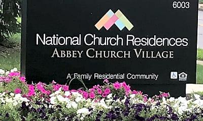 Abbey Church Village, 1