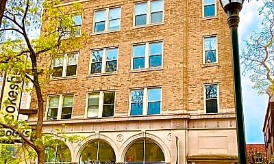 Building, 415 E Grace St, 1