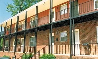 Building, 1295 West Apartments, 1