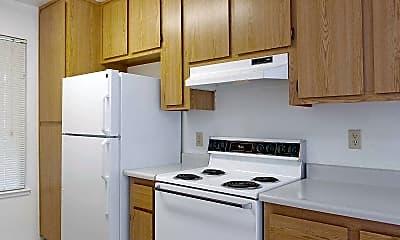 Kitchen, Woodside Glen, 1