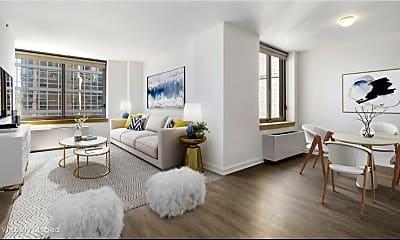 Living Room, 35 W 33rd St 28-D, 1