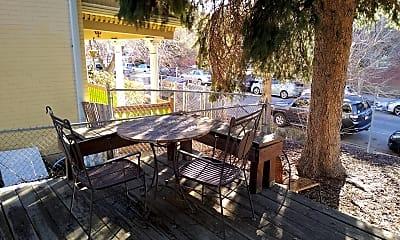 Patio / Deck, 1230 Washington St., 0