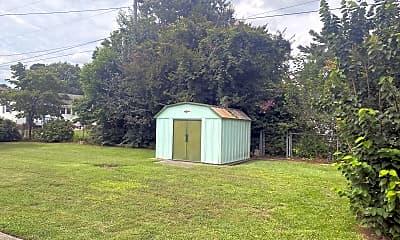 Building, 2803 Crockett Dr, 1