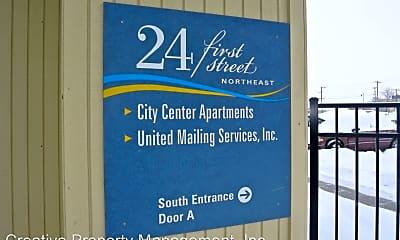 Building, 24 1st St NE, 1