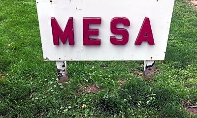 Mesa Apartments, 1