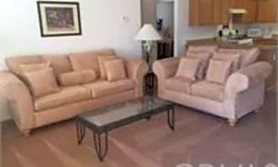Living Room, 6061 Bagley Ave 13, 1