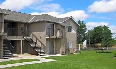 Building, College Park Apartments, 0