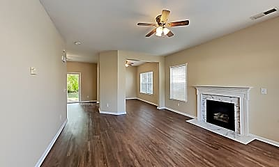Living Room, 127 Coldwater Drive, 1