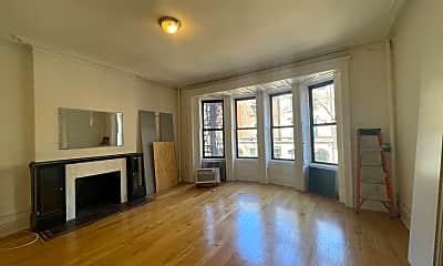 Living Room, 42 W 73rd St, 1