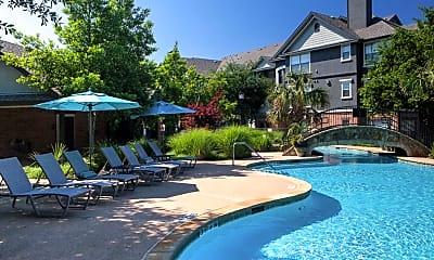 Pool, Saxon Woods, 1