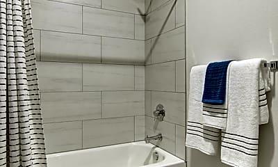 Bathroom, The Ruckus on Nueces, 2
