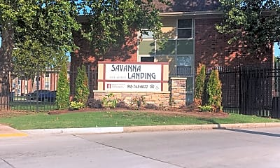 Savanna Landing, 1