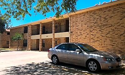 Cedar Hut Apartments, 0