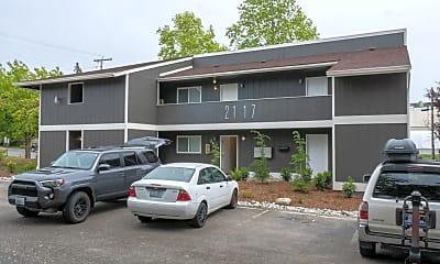 Building, 2117 F St, 0