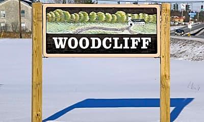 Community Signage, Woodcliff Community, 2