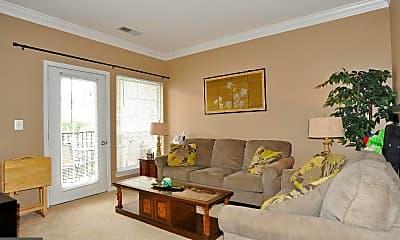 Living Room, 4854 Eisenhower Ave 352, 1