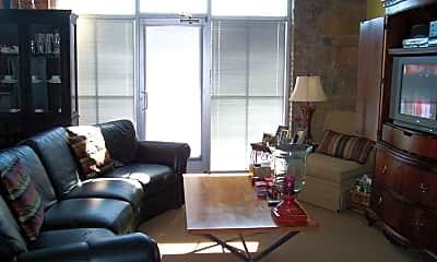 Living Room, 300 4th St SE, 1