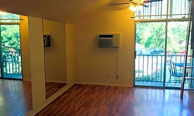 Living Room, 1055 30th St., 1