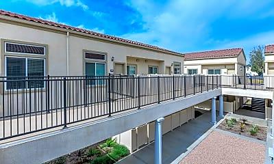 Building, Monte Vista Senior Apartments, 0