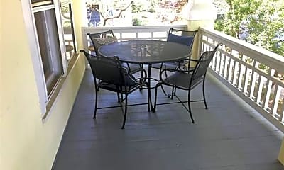 Patio / Deck, 1517 Cleveland Ave C, 1