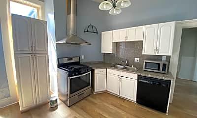 Kitchen, 537 Oak St, 2