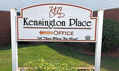 Kensington Place Cooperative, 1