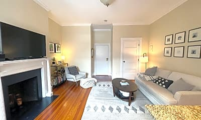 Living Room, 24 Peterborough St, 1