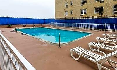 Pool, 650 Shore Rd 6H, 2