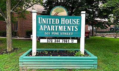 United House Apartments, 1