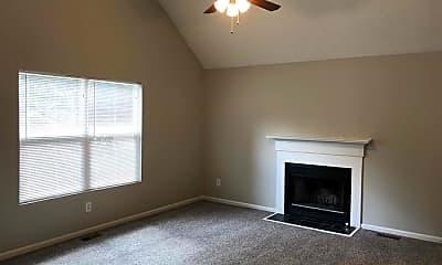 Bedroom, 6616 Crossing Creek Point, 1