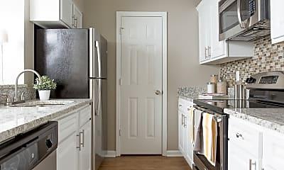 Kitchen, The Atlantic Vinings, 2